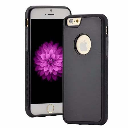 Etui na iPhone 6 / 6s Anti-gravity - czarne.