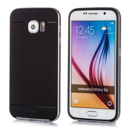 Etui na Galaxy S6 bumper Neo - srebrny.