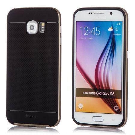 Etui na Galaxy S6 bumper Neo - złoty.
