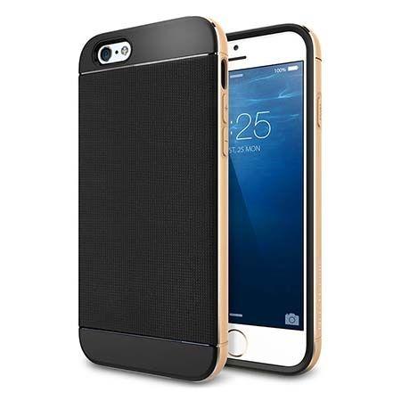 Etui na iPhone 6 / 6s bumper Neo - złoty.