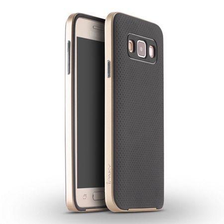 Etui na Galaxy A5 bumper Neo - złoty.