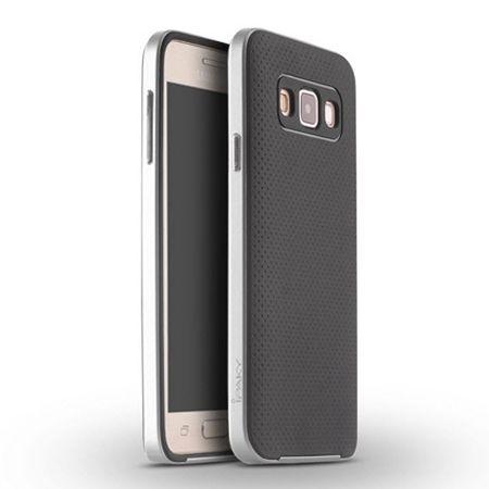 Etui na Galaxy A5 bumper Neo - srebrny.