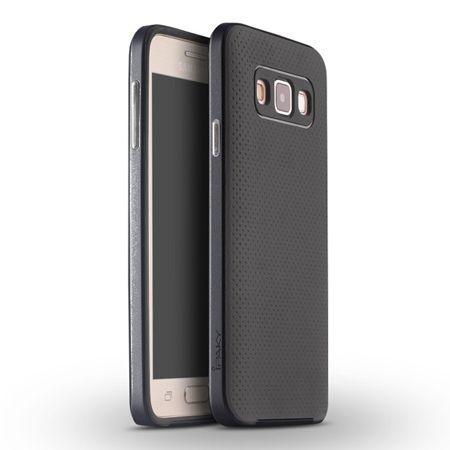 Etui na Galaxy A5 bumper Neo - grafitowy.