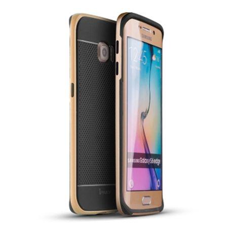 Etui na Galaxy S6 Edge bumper Neo - złoty.