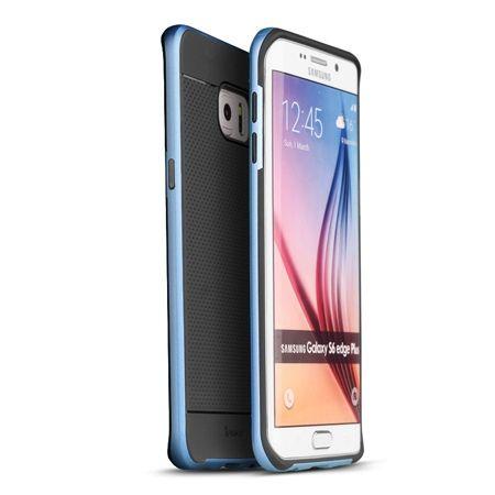 Etui na Galaxy S6 Edge bumper Neo - niebeski.