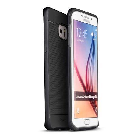 Etui na Galaxy S6 Edge bumper Neo - grafitowy.