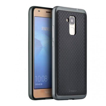 Etui na Huawei Honor 7 Lite bumper Neo - grafitowy.