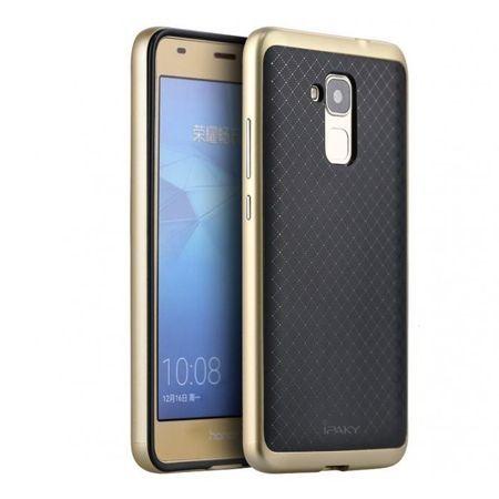 Etui na Huawei Honor 7 Lite bumper Neo - złoty.