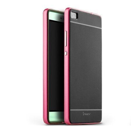 Etui na Huawei P8 bumper Neo - różowy.