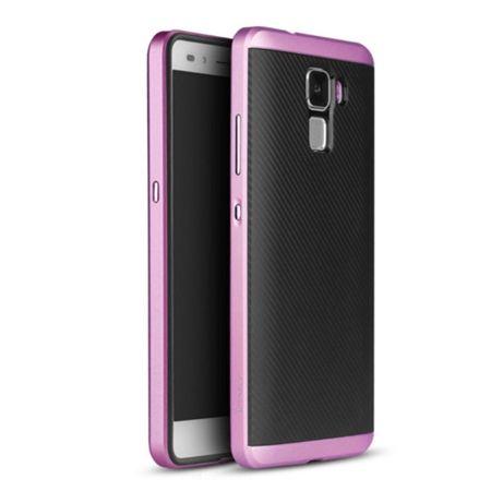 Etui na Huawei Honor 7 bumper Neo - różowy.