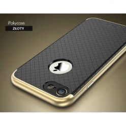 Etui na iPhone 7 bumper Neo - złoty.