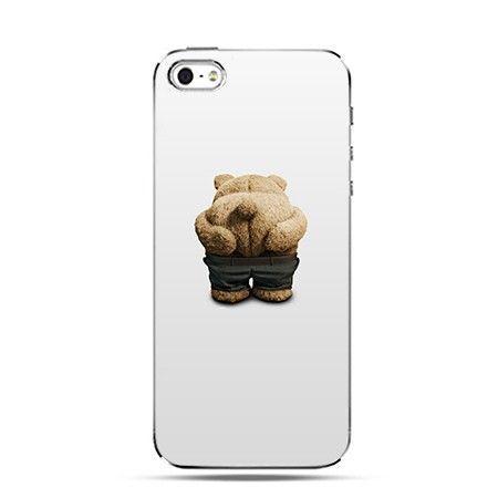 etui przezroczyste iphone 5s