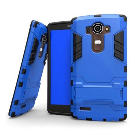 Pancerne etui LG G4 - niebieski.