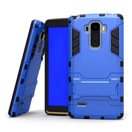 Pancerne etui na LG G4 Stylus - niebieski.