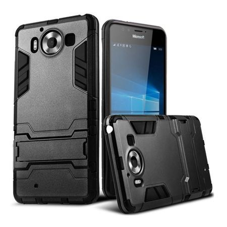 Pancerne etui na Nokia Lumia 950 - czarny.