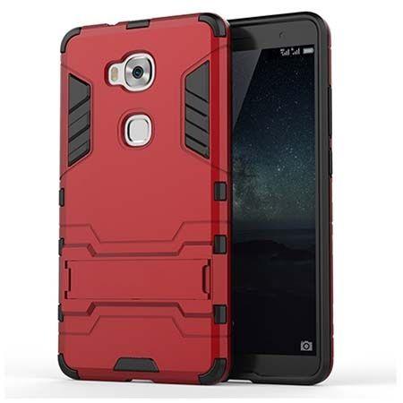 Pancerne etui na Huawei Honor 5X - czerwony.