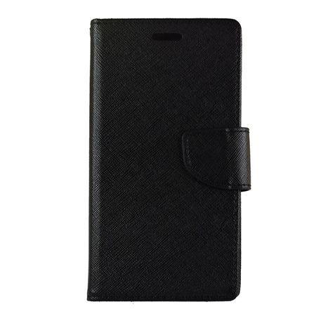 Etui na Huawei P9 Lite Fancy Wallet - czarny. PROMOCJA!!!
