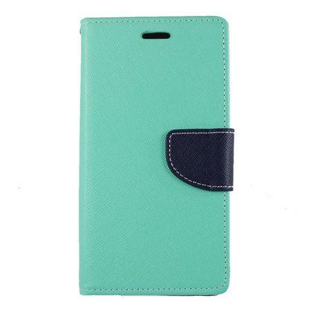 Etui na Huawei P8 Lite Fancy Wallet - miętowy. PROMOCJA!!!