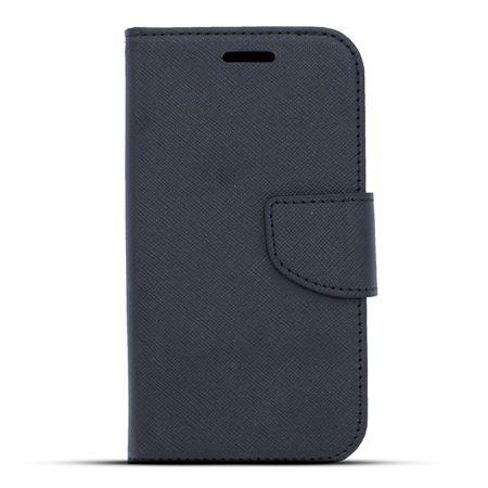 Etui na Galaxy A5 Fancy Wallet - czarny.