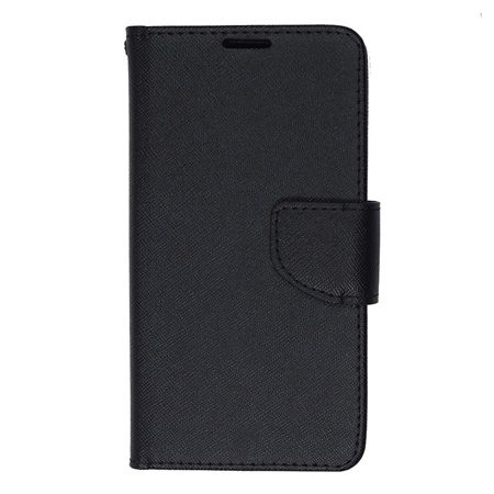 Etui na Nokia Lumia 650 Fancy Wallet - czarny. PROMOCJA!!!