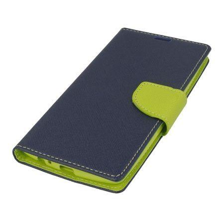 Etui na LG G4 Stylus Fancy Wallet - granatowy. PROMOCJA!!!