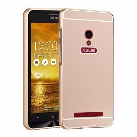Zenfone 5 etui aluminium bumper case - Złoty