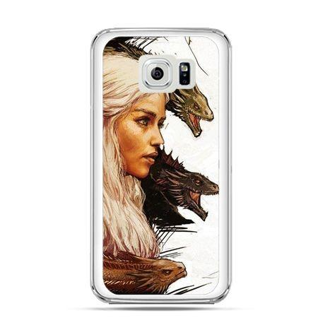 Etui na Galaxy S6 Edge Plus - Gra o Tron Daenerys Targaryen