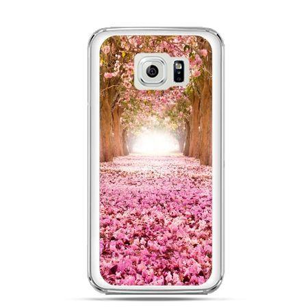 Etui na Galaxy S6 Edge Plus - spacer po parku