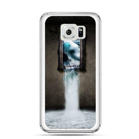 Etui na Galaxy S6 Edge Plus - obraz wodospad