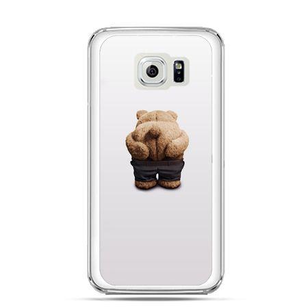 Etui na Galaxy S6 Edge Plus - miś Paddington