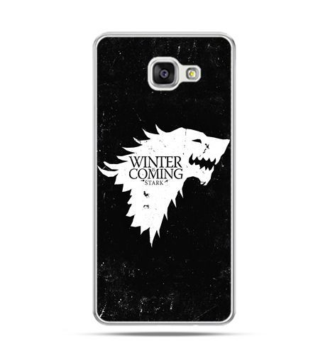 Etui na Samsung Galaxy A3 (2016) A310 - Winter is coming