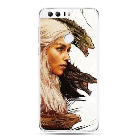 Etui na Huawei Honor 8 - Gra o Tron Daenerys Targaryen