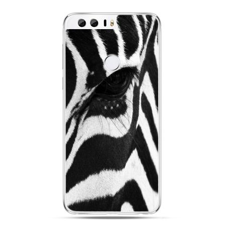 Etui na Huawei Honor 8 - zebra