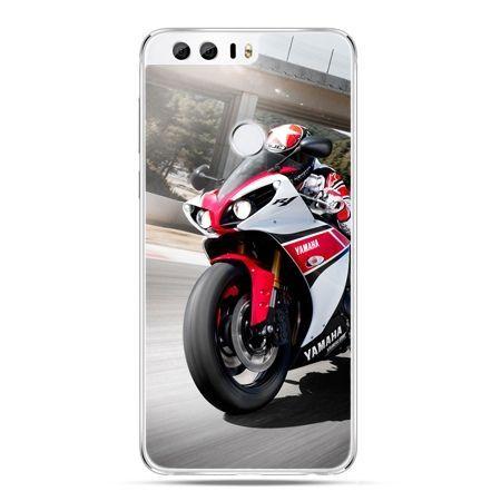 Etui na Huawei Honor 8 - motocykl ścigacz