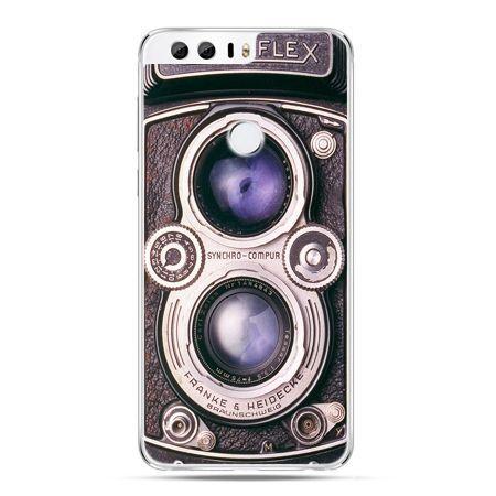 Etui na Huawei Honor 8 - aparat Rolleiflex
