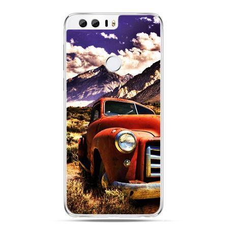 Etui na Huawei Honor 8 - retro pick-up