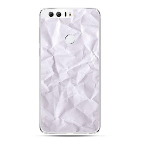 Etui na Huawei Honor 8 - pomięty papier