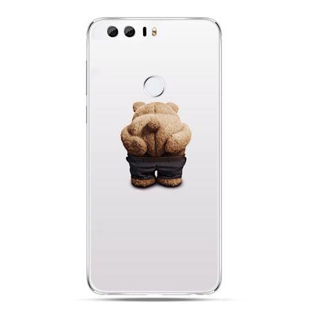 Etui na Huawei Honor 8 - miś Paddington