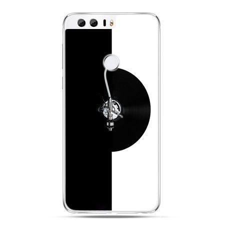 Etui na Huawei Honor 8 - gramofon