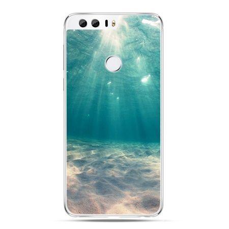 Etui na Huawei Honor 8 - pod wodą