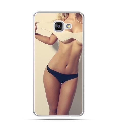 Etui na Samsung Galaxy A3 (2016) A310 - kobieta w bikini