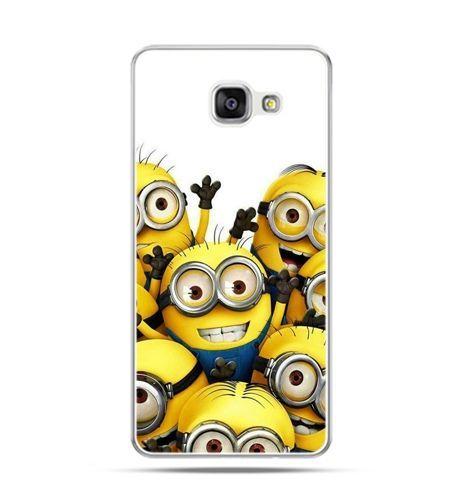 Etui na Samsung Galaxy A3 (2016) A310 - Minionki