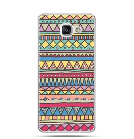 Etui na Samsung Galaxy A3 (2016) A310 - Azteckie wzory
