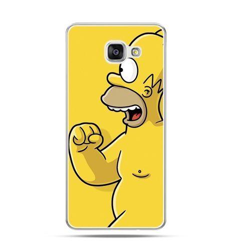 Etui na Samsung Galaxy A3 (2016) A310 - Homer Simpson