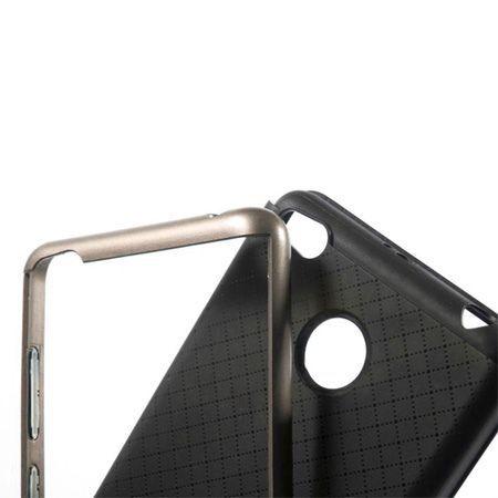 Etui na Xiaomi Redmi 3 Pro bumper Neo - złoty.