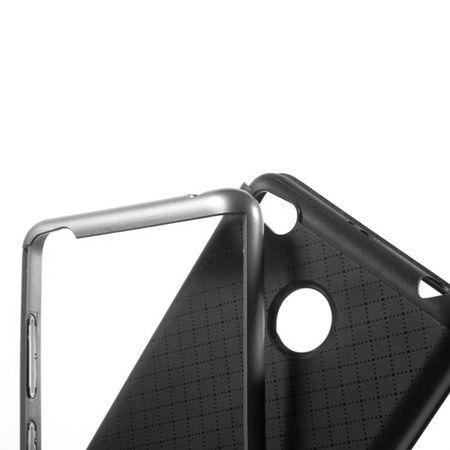Etui na Xiaomi Redmi 3S bumper Neo - srebrny.