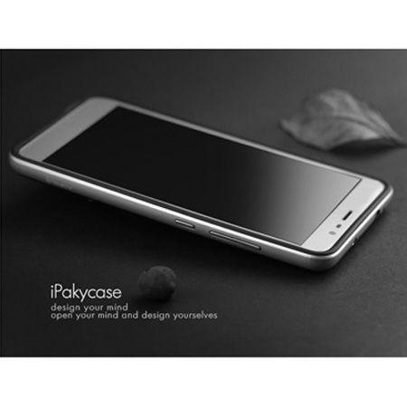Etui na Xiaomi Redmi Note 3 Pro bumper Neo - srebrny.