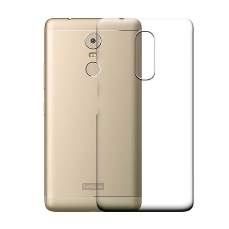 Lenovo K6 Note silikonowe etui crystal clear case.