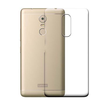 Lenovo K6 Note silikonowe etui crystal clear case.