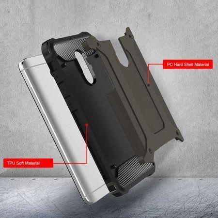 Pancerne etui na Xiaomi Redmi Note 4 Pro - grafitowy.